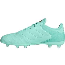 Chaussures de foot adidas Copa 18.2 FG M DB2446 bleu 2