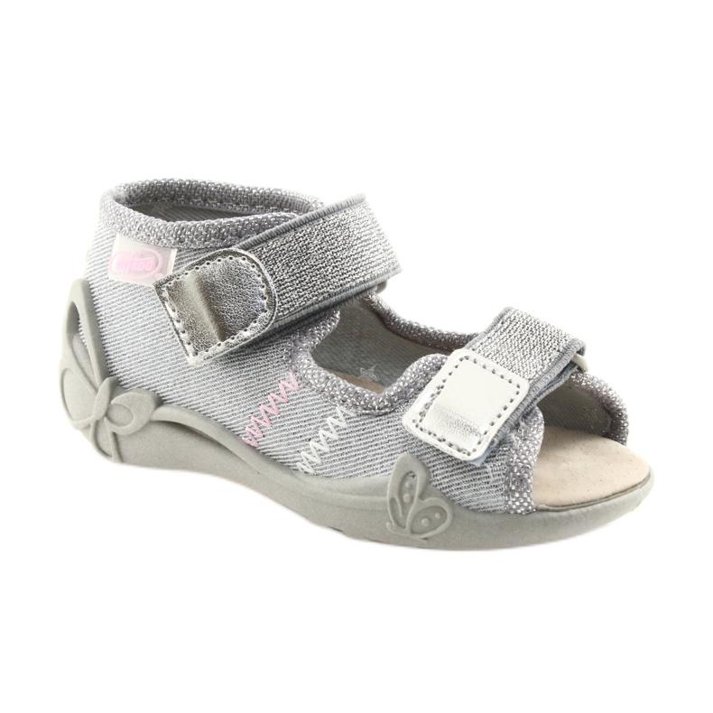 Gris Befado chaussures pour enfants 342P002 argenté image 1