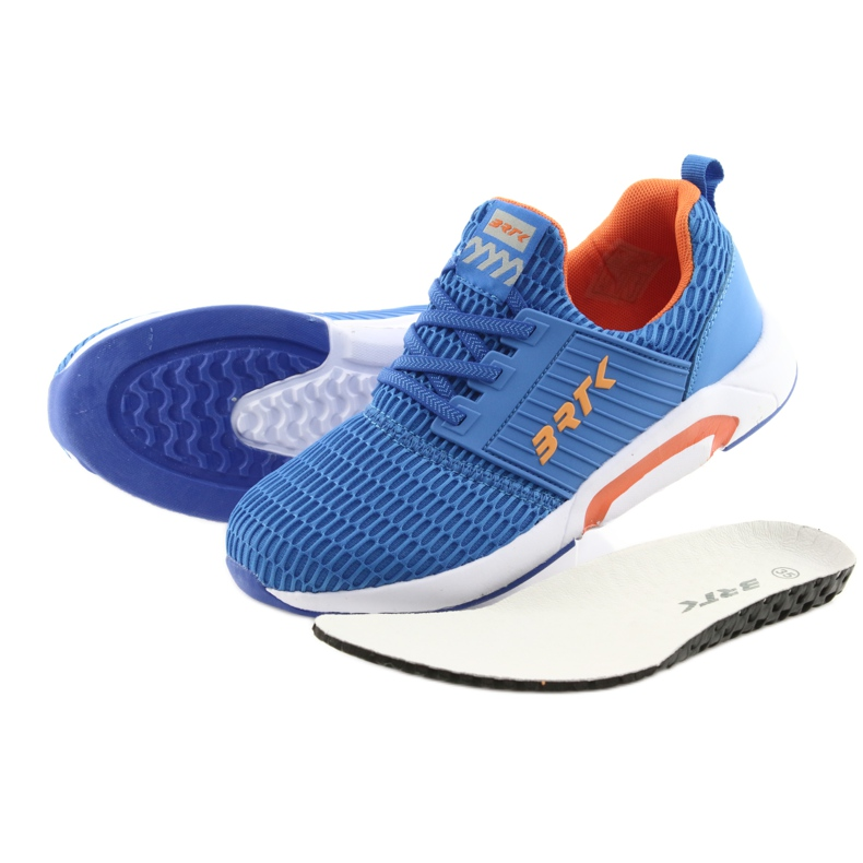 Bartek 55110 Chaussures de sport slip-in blue image 5