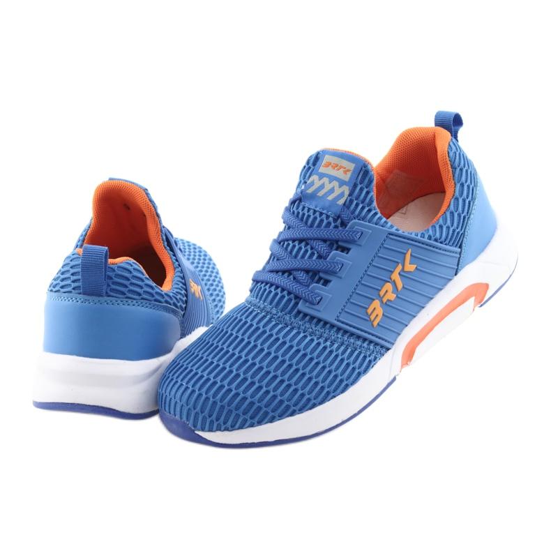 Bartek 55110 Chaussures de sport slip-in blue image 4