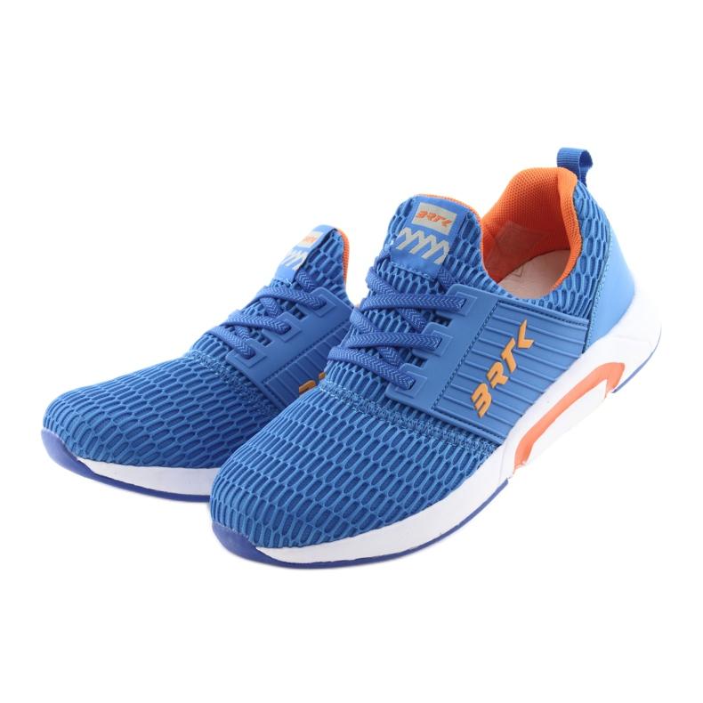 Bartek 55110 Chaussures de sport slip-in blue image 3