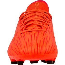 Chaussures de football adidas X 16.3 Fg Jr S79489 rouge rouge 2