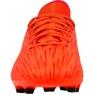 Chaussures de football adidas X 16.3 Fg Jr S79489 rouge rouge 2