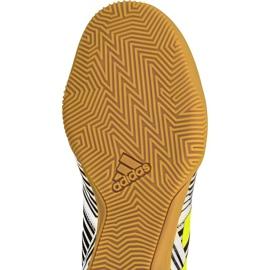 Chaussures d'intérieur Adidas Nemeziz Tango 17.3 In M BB3653 blanc, noir blanc 1