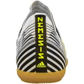 Chaussures d'intérieur Adidas Nemeziz Tango 17.3 In M BB3653 blanc, noir blanc 2