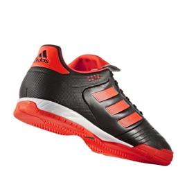 Chaussures Indoor adidas Copa Tango 17.3 In M S77148 noir, orange noir 1
