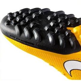 Chaussures de foot Nike Mercurial Vapour 12 Pro Neymar Tf AO4703-710 jaune jaune 1
