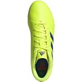 Chaussures de foot adidas Nemeziz 18.4 Tf M BB9473 jaune jaune 1