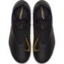 Chaussures de football Nike Phantom Academy DF FG / MG Jr AO3287-077 noir noir 1
