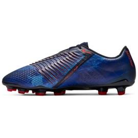 Chaussures de football Nike Phantom Venom Elite Fg M AO7540-440 marine bleu marine 1
