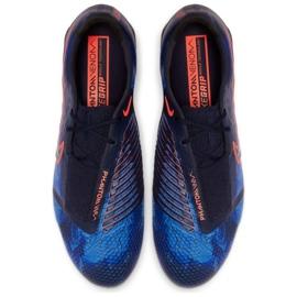 Chaussures de football Nike Phantom Venom Elite Fg M AO7540-440 marine bleu marine 2