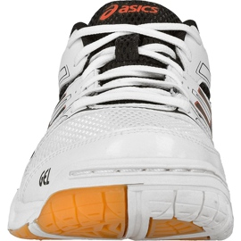 Chaussures de volleyball Asics Gel-Rocket 7 M B405N-0190 blanc blanc 2