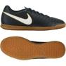 Chaussures d'intérieur Nike TiempoX Rio Iv Ic M 897769-002 noir noir 3