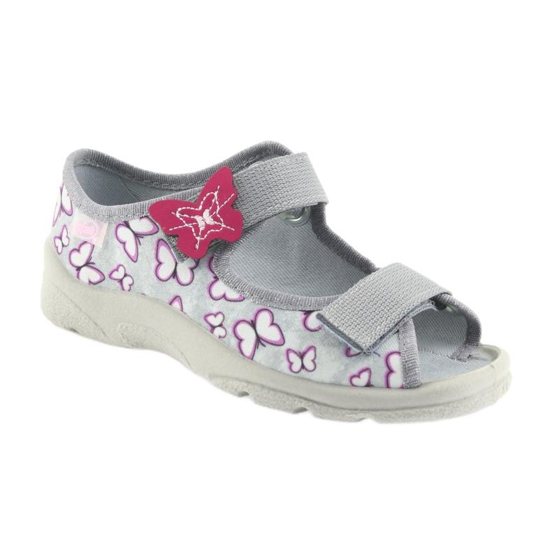 Befado sandales enfants papillons 969X135 image 1