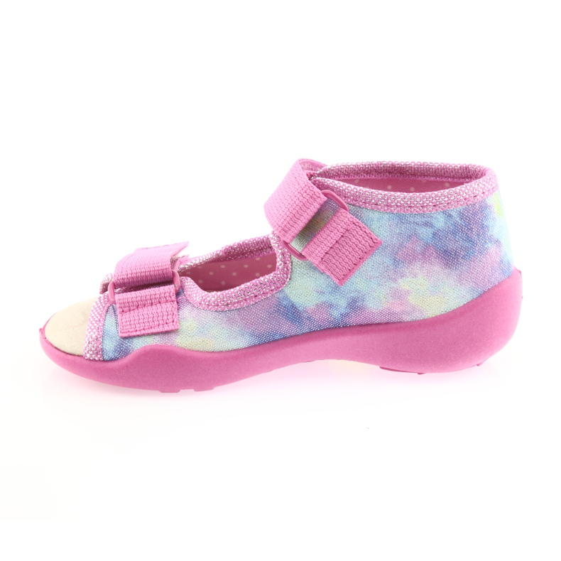 Chaussures enfant jaune Befado 342P005 image 3