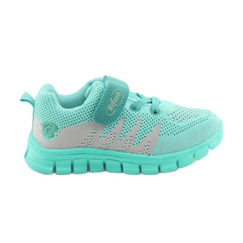 Vert Befado chaussures pour enfants jusqu'à 23 cm 516X026 image 1