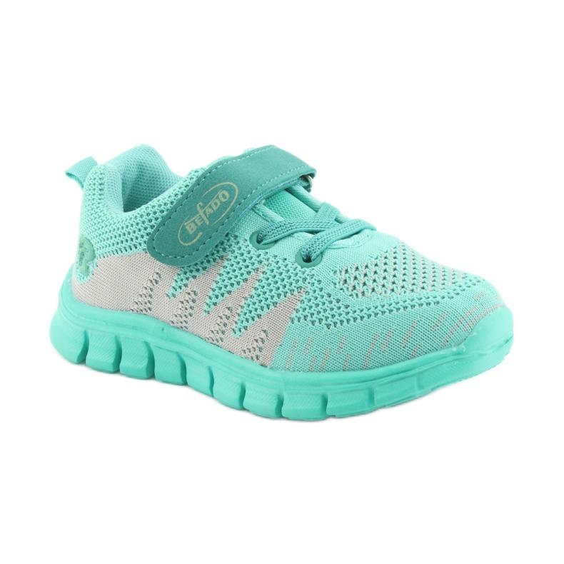 Vert Befado chaussures pour enfants jusqu'à 23 cm 516X026 image 2