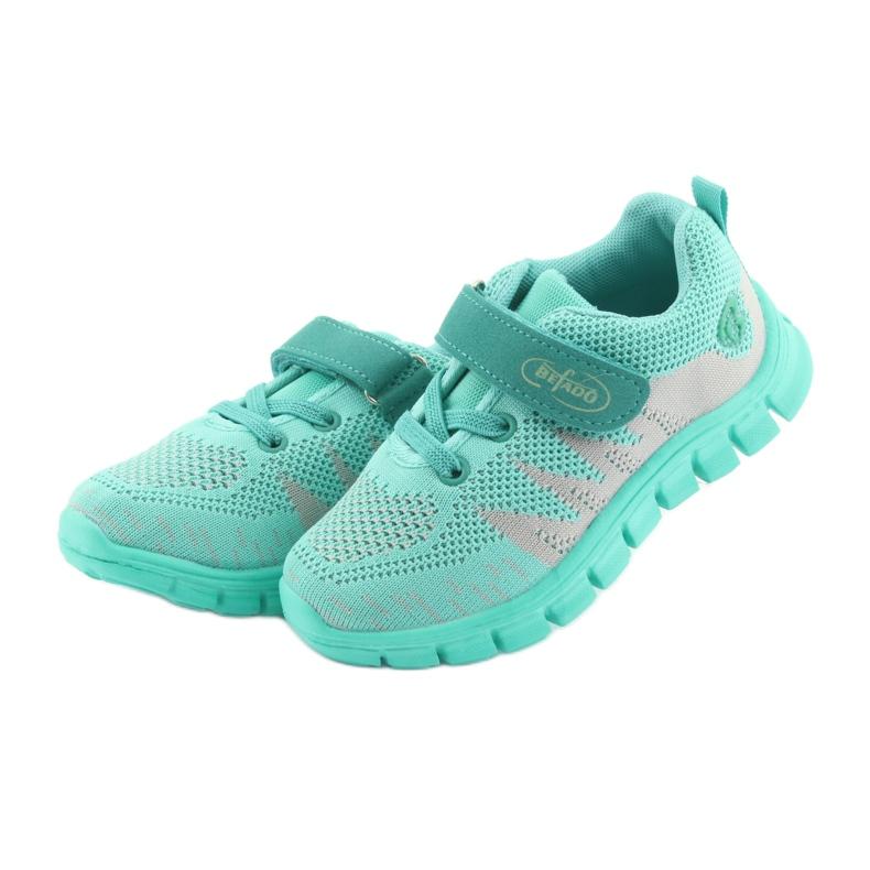 Vert Befado chaussures pour enfants jusqu'à 23 cm 516X026 image 4