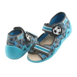 Chaussures enfant jaune Befado 350P001 4