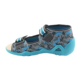 Chaussures enfant jaune Befado 350P001 2