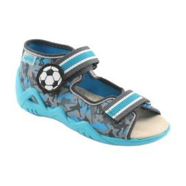 Chaussures enfant jaune Befado 350P001 1