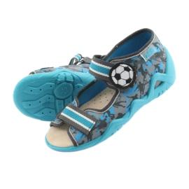 Chaussures enfant jaune Befado 350P001 5