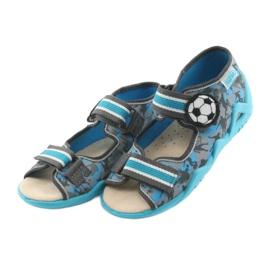 Chaussures enfant jaune Befado 350P001 3