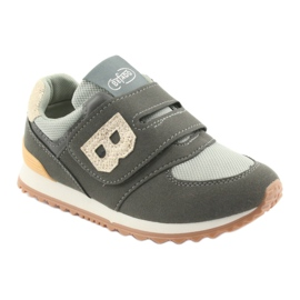 Befado chaussures pour enfants jusqu'à 23 cm 516Y040 gris 2