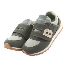 Befado chaussures pour enfants jusqu'à 23 cm 516Y040 gris 4