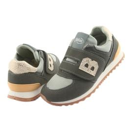 Befado chaussures pour enfants jusqu'à 23 cm 516Y040 gris 5