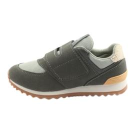 Befado chaussures pour enfants jusqu'à 23 cm 516Y040 gris 3