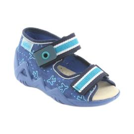 Chaussures enfant jaune Befado 350P004 2