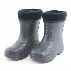 Befado chaussures pour enfants kalosz- grenat 162P103 marine 4