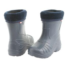 Befado chaussures pour enfants galosh-grenat 162X103 marine 5