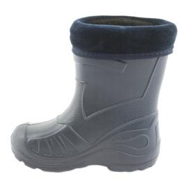 Befado chaussures pour enfants galosh-grenat 162X103 marine 3