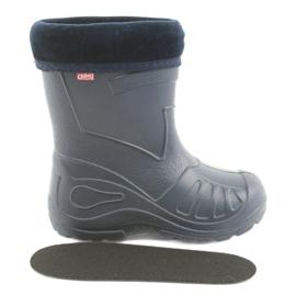 Befado chaussures pour enfants galosh-grenat 162X103 marine 6