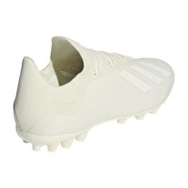Chaussures de foot adidas X 18.3 Fg M AQ0708 blanc blanc 1