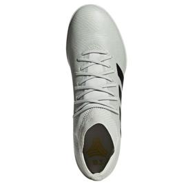 Chaussures de football Adidas Nemeziz Tango 18.3 Tf M DB2212 blanc blanc 2