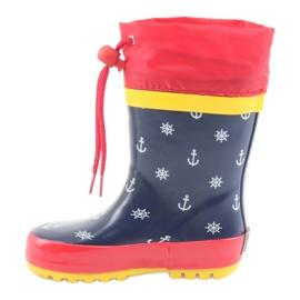 American Club Bottes de pluie pour enfants américains Pirate 2