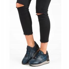 Kylie Chaussures de sport à la mode bleu 5