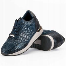 Kylie Chaussures de sport à la mode bleu 2