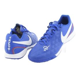 Chaussures de football Nike Tiempo Legend 7 Academy 10R Tf M AQ2218-410 bleu 4