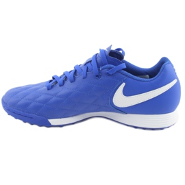 Chaussures de football Nike Tiempo Legend 7 Academy 10R Tf M AQ2218-410 bleu 2