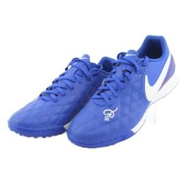 Chaussures de football Nike Tiempo Legend 7 Academy 10R Tf M AQ2218-410 bleu 3