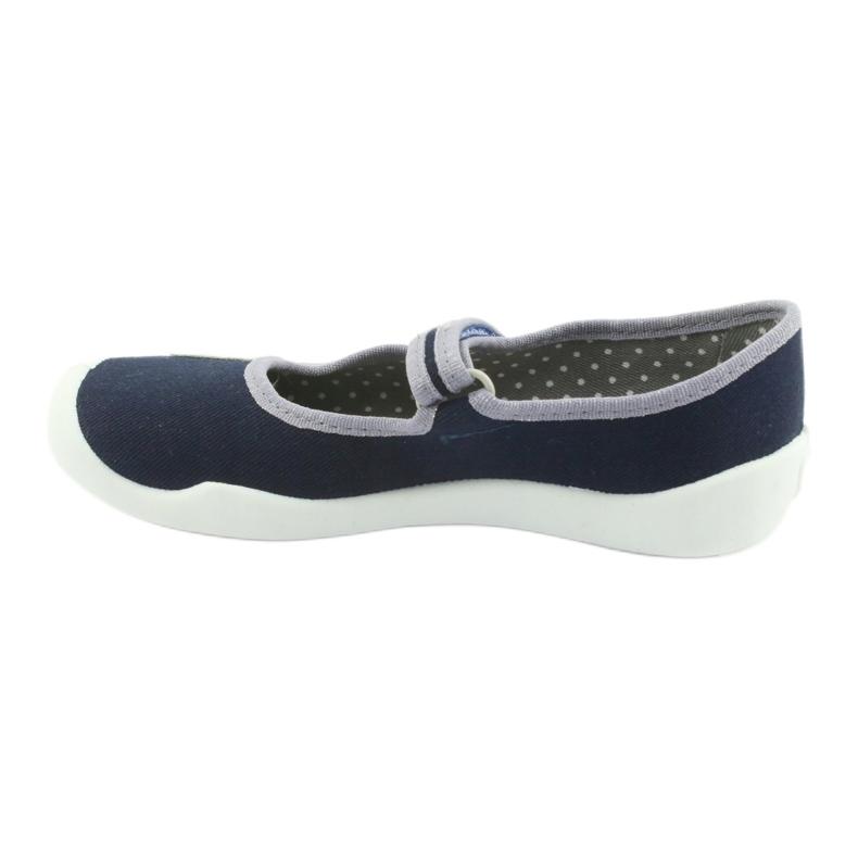 Befado bleu marine chaussures 114Y317 image 2