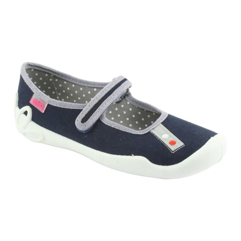 Befado bleu marine chaussures 114Y317 image 1