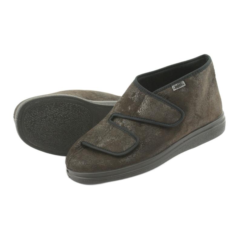 Brun Befado chaussures pour femmes pu 986D007 image 4