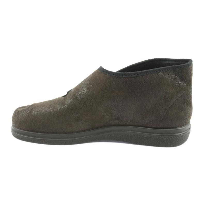 Brun Befado chaussures pour femmes pu 986D007 image 2