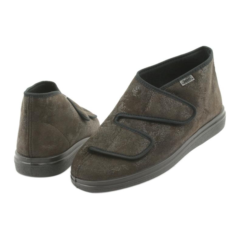 Brun Befado chaussures pour femmes pu 986D007 image 3