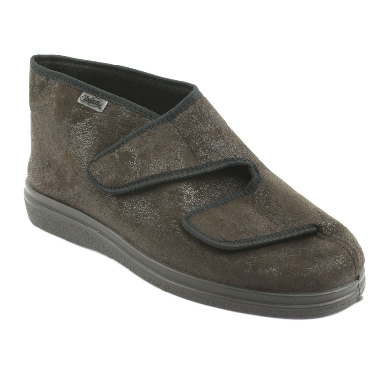 Brun Befado chaussures pour femmes pu 986D007 image 1